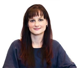 Ing. Andrea Březnová, vedoucí pobočky pojišťovny Allianz v OC Campus Square Brno