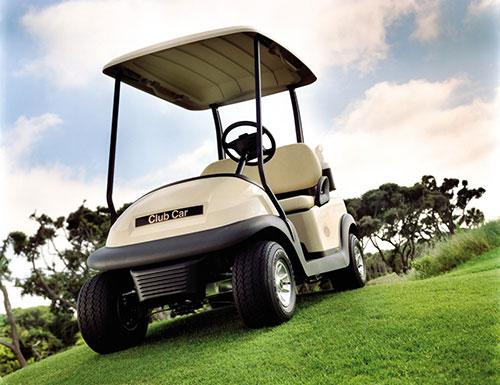 Sjednejte si golfové pojištění přímo na pobočce pojišťovny Allianz Brno, OC Campus Square.