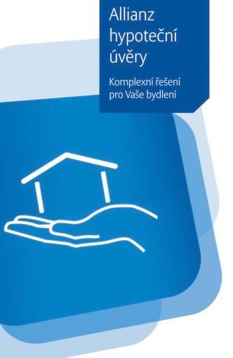 Spočítáme Vám dle aktuálních kalkulaček bank nejvýhodnější hypotéku. Pobočka pojišťovny Allianz Brno v Campusu.